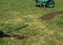 Graszoden verwijderen of vervangen